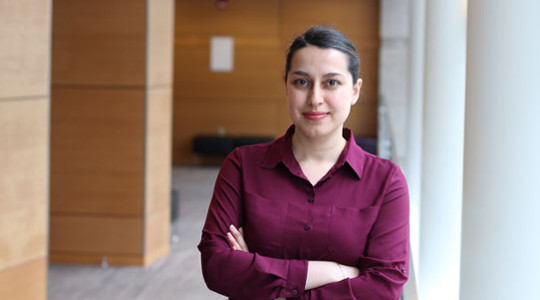 Persistence and resiliency fuel GSBS PhD candidate